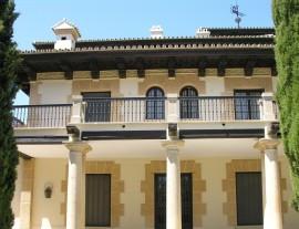 Sede del Colegio de Arquitectos y Jardines 1